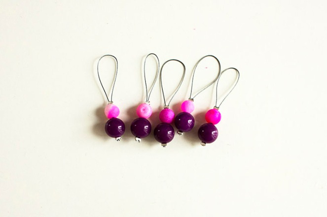 cablé violet